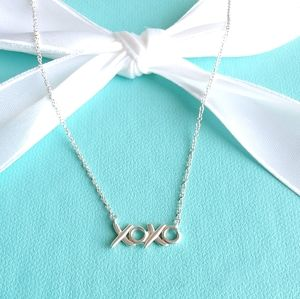 Picasso's XOXO necklace